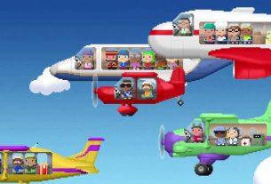 Pocket Planes sur IOS