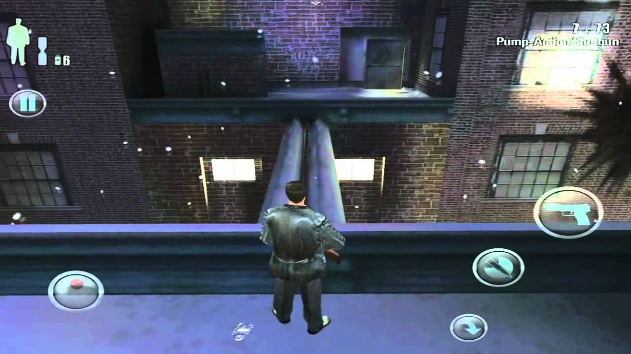 iOS Max Payne