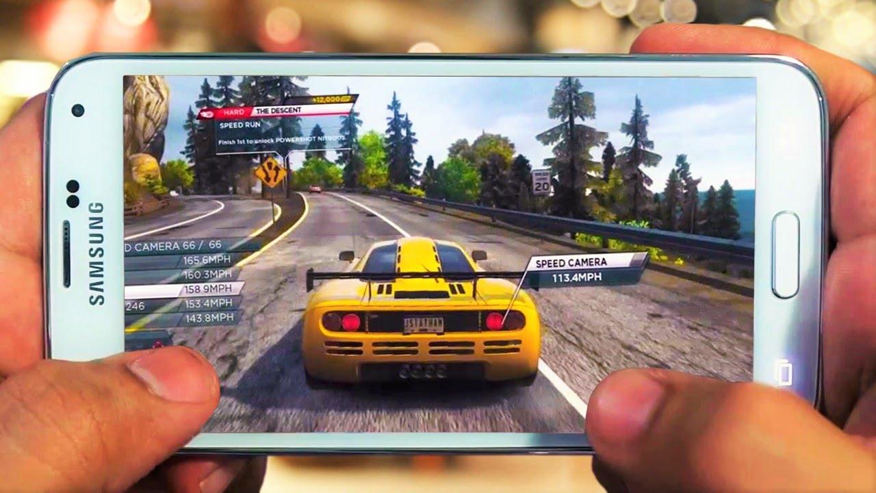 jeux vidéo sur Android